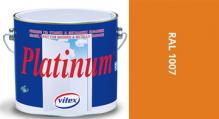 Vitex Platinum satén RAL 1007 0,75L